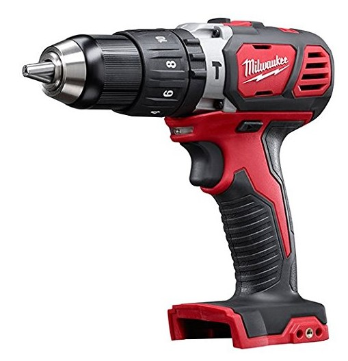 """best cordless hammer drills for concrete Most Precise Cordless Hammer Drill for Concrete: Milwaukee 2607-20 M18 1/2"""""""" Hammer Drill"""