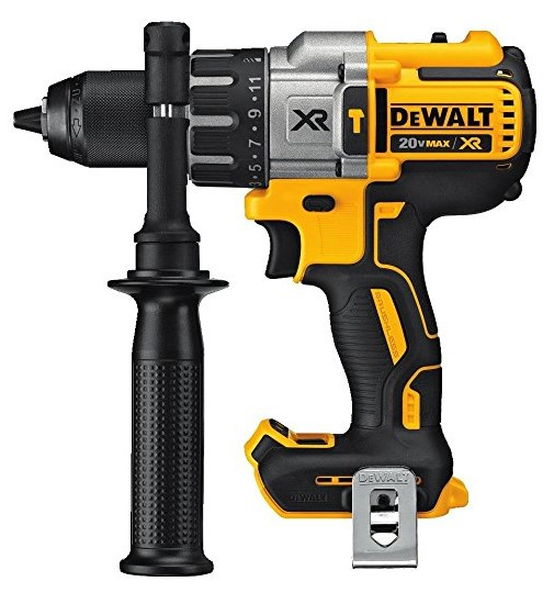 best cordless hammer drills for concrete Best Value Cordless Hammer Drill for Concrete: DEWALT DCD996B Bare Tool 20V MAX XR Lithium Ion Brushless 3-Speed Hammer Drill