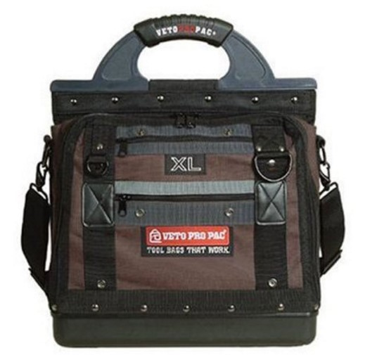 best hvac tool bag The Most Durable HVAC Tool Bag: VETO PRO PAC Model XL Tool Bag