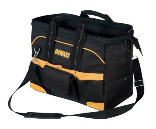 best tool bag for plumbers The Best Value HVAC Tool Bag: DeWalt DG5543 16-Inch Tradesman's Tool Bag