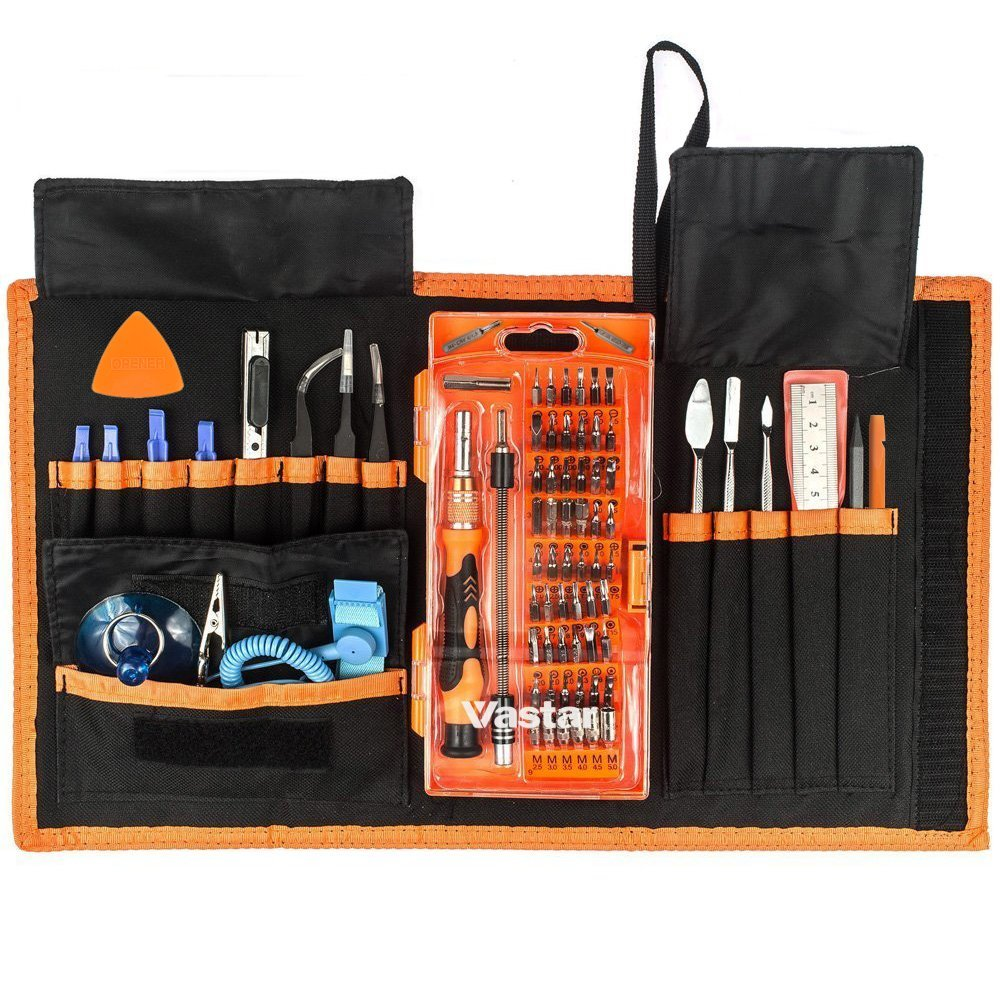 best electronic tool kit The Best Priced Electronic Tool Kit: Vastar 78 in 1 Electronic Repair Tool Kit.