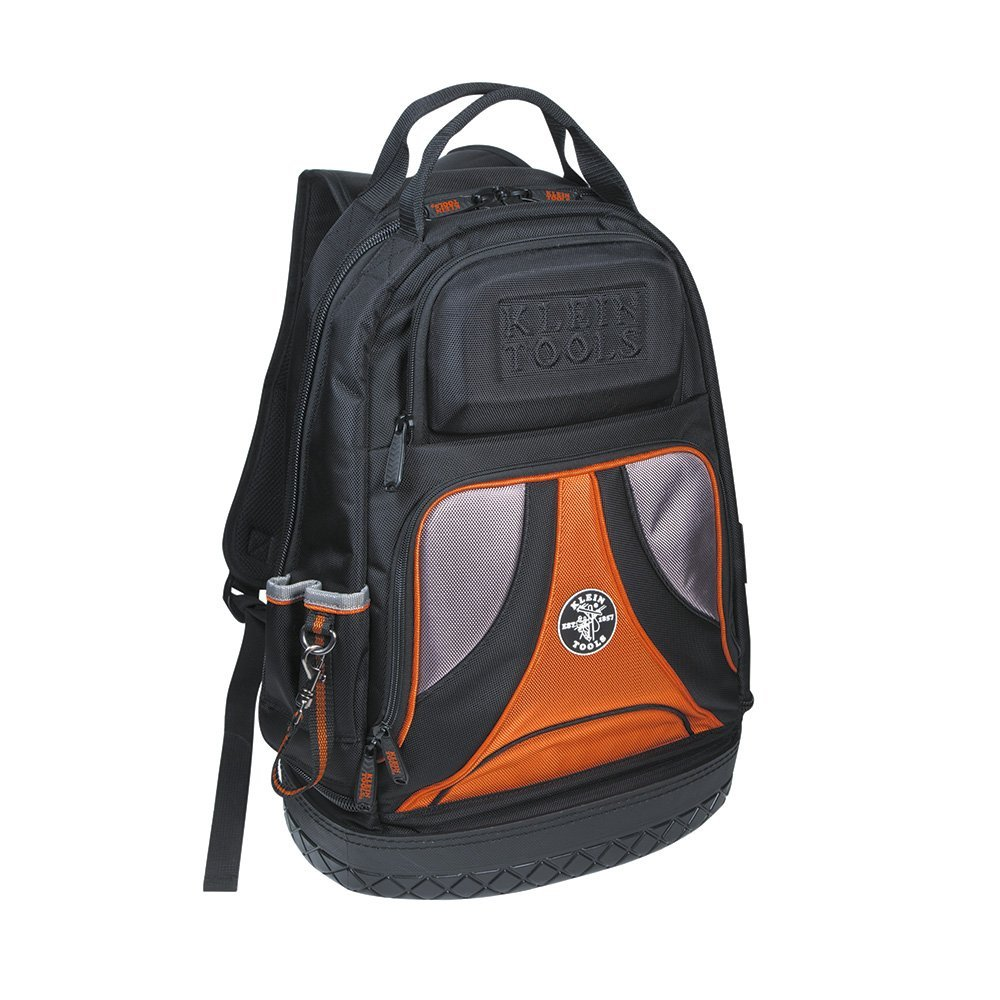 best tool backpack The Most Comfortable Tool Backpack: Klein Tools 55421BP-14 Tradesman Pro Organizer Backpack.
