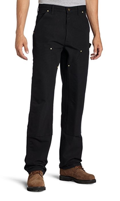 best work pants for construction workers The Heavy-Duty Option: Carhartt Men