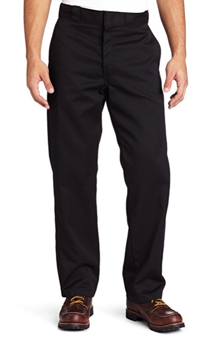 best work pants for construction workers The Classic Work Pants: Dickies Men
