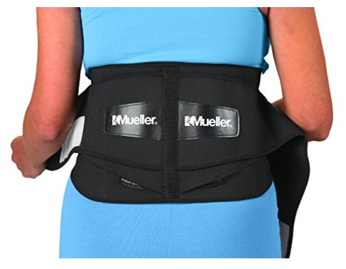 best back brace for construction workers The Best Value Back Brace: Mueller 255 Lumbar Support Back Brace with Removable Pad