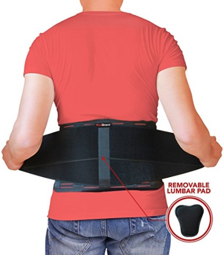 best back brace for construction workers The Best Quality Back Brace: AidBrace Back Brace Support Belt