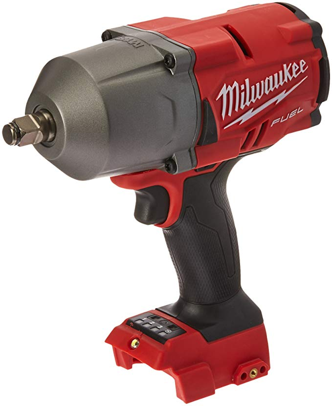 "Best Cordless Impact Wrench For Automotive Mechanics 1) Milwaukee 2767-20 M18 Fuel High Torque 1/2"" Automotive Cordless Impact Wrench"