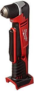 Best Right Angle Drill For Plumbing 4) Milwaukee 2615-20 Cordless M18 Right Angle Drill for Plumbers