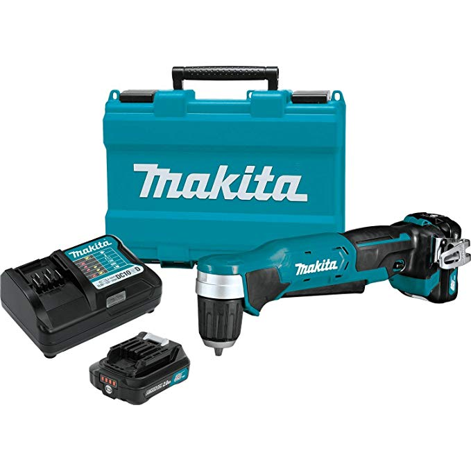 Best Right Angle Drill For Plumbing 5) Makita Ad04R1 Right Angle Drill for Plumbers