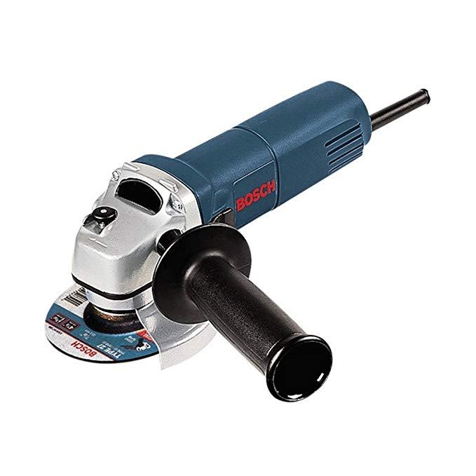 Best Angle Grinder Under 100 3) Bosch 1375A Angle Grinder 4-1/2-Inch