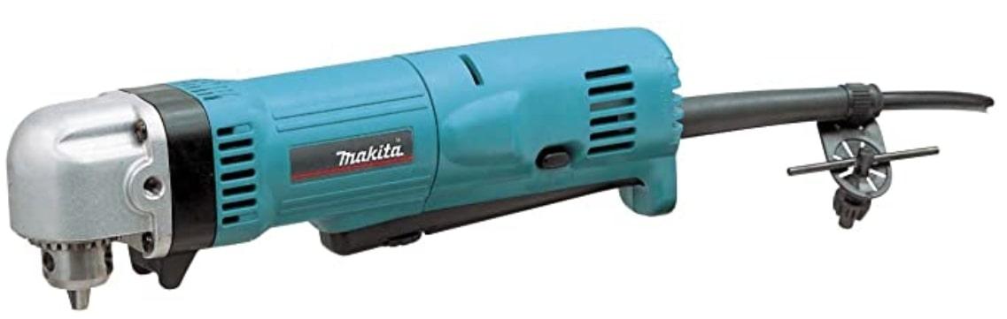Best Right Angle Drill For Plumbing 3) Makita DA3010F Right Angle Drill for Plumbers