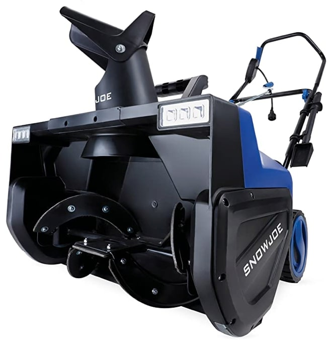 Best Electric Snow Blower For Heavy Snow 5) Snow Joe SJ627E Electric Snow Blower for Heavy Snow