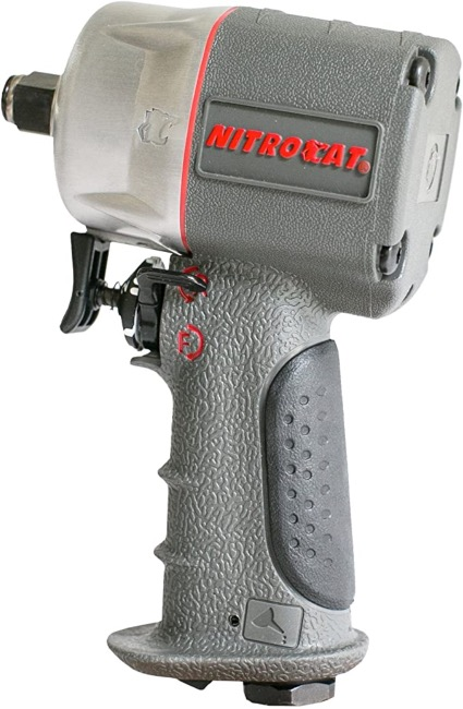 """Best Air Cheap Impact Wrench For The Money 1. AIRCAT 1056-XL 1/2"""" Compact Composite Cheap Air Impact Wrench"""