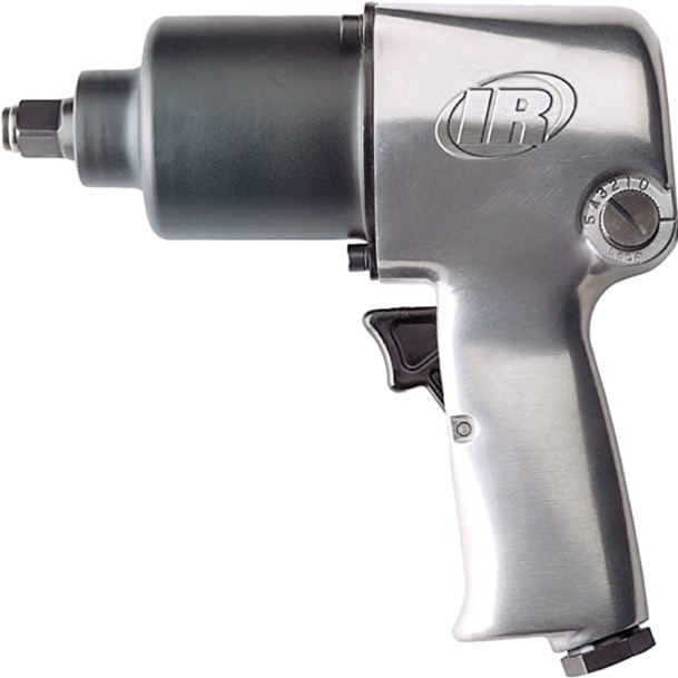 """Best Air Cheap Impact Wrench For The Money 2. Ingersoll Rand Model 231C 1/2"""" Heavy-Duty Air Cheap Impact Wrench"""