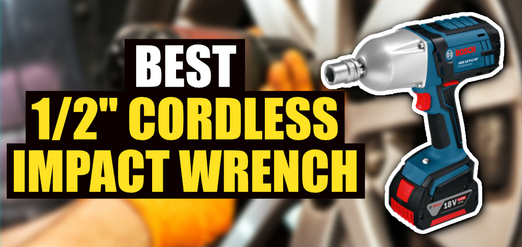 best 1/2 cordless impact wrench
